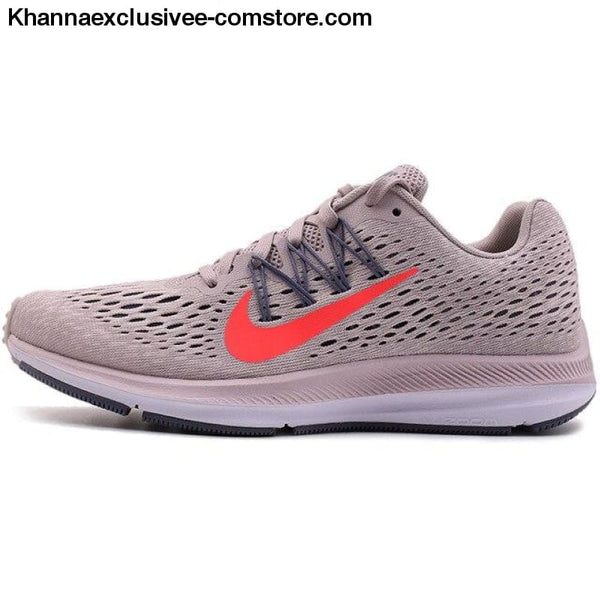 Original WMNS NIKE Air Zoom Winflo 5 Womens Running Shoes Sneakers - AA7414-600 / 5.5 - Original WMNS NIKE Air Zoom Winflo 5 Womens Running