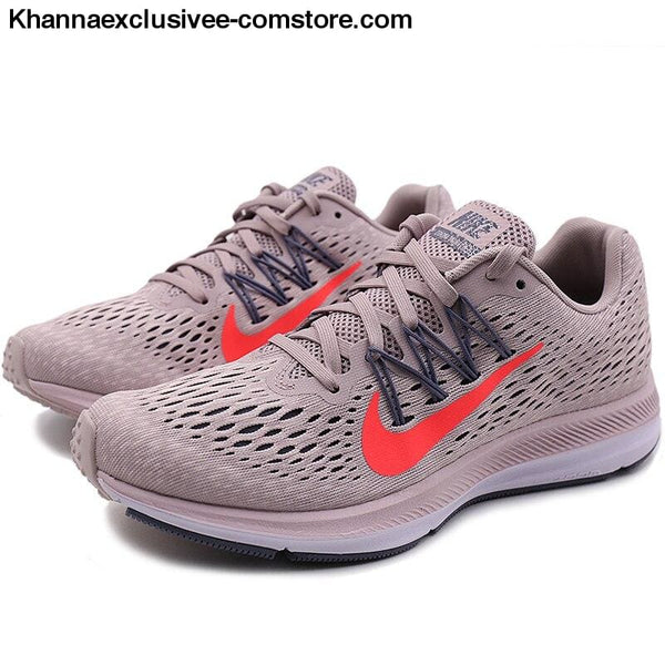 Original WMNS NIKE Air Zoom Winflo 5 Womens Running Shoes Sneakers - Original WMNS NIKE Air Zoom Winflo 5 Womens Running Shoes Sneakers