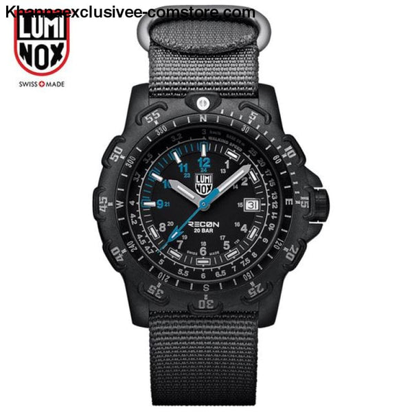 Top Brand Luminox Made in Switzerland The Land series of quartz Wristwatch - A.8823.KM-A - Luminox Made in Switzerland The Land series of