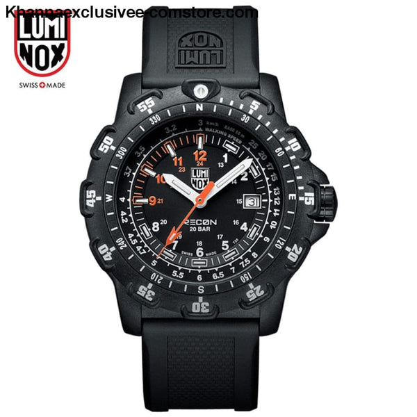 Top Brand Luminox Made in Switzerland The Land series of quartz Wristwatch - Luminox Made in Switzerland The Land series of quartz watch