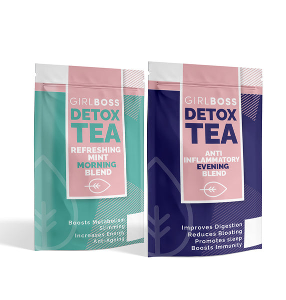 GIRLBOSS 21 DAY DETOX TEA