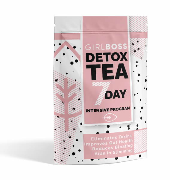 GIRLBOSS 7 DAY DETOX TEA