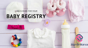 Baby Gear and Registry: Less is More