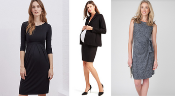 5 Top Tips for Dressing Your Bump at the Office