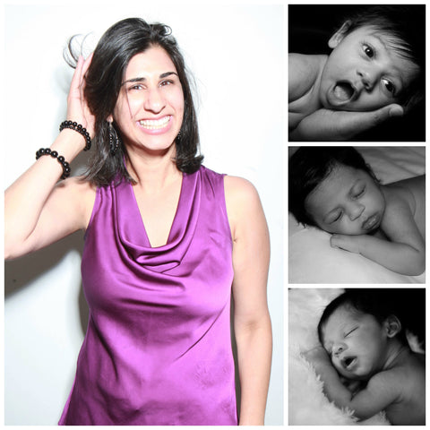 Anita Rajendra Founder CEO La Belle Bump