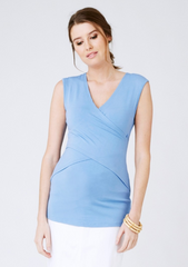 La Belle Bump Nursing sleeveless tank