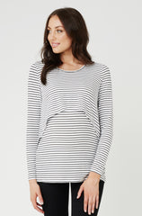 La Belle Bump Nursing top