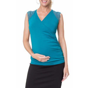Stowaway Chelsea Maternity and Nursing Top
