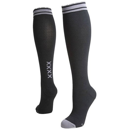 Compression Socks Four Kisses - black