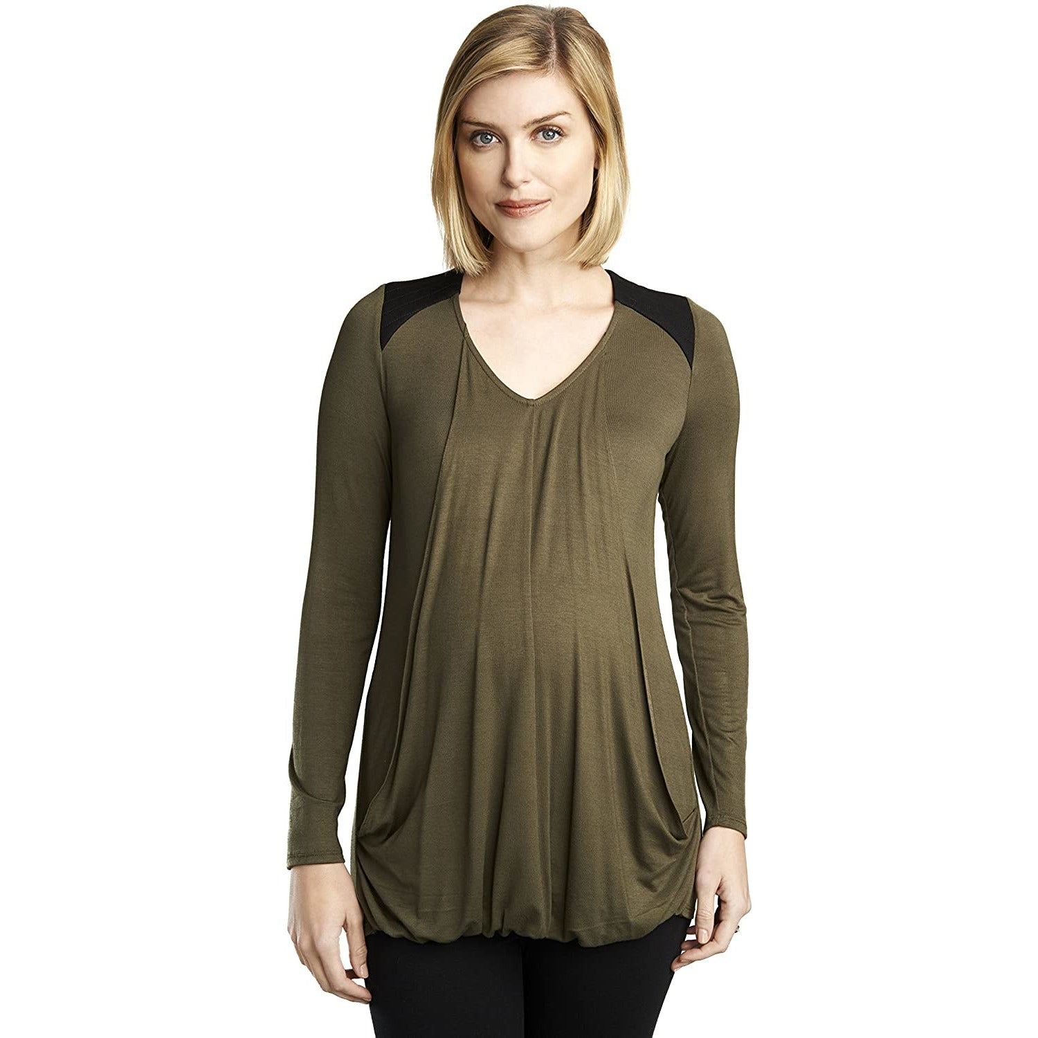 Maternal America Swing Nursing Top