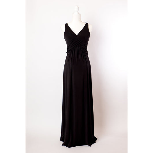 Black Formal Long Dress