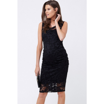 The Eden: Short Sweet Sleeveless Lace Dress