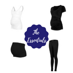 The Essentials Box - White & Black