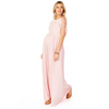 Blush Empire Smocked Maxi