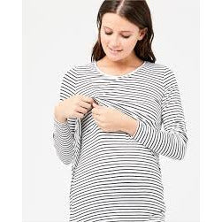 Ripe Maternity and Nursing Swing Back Top