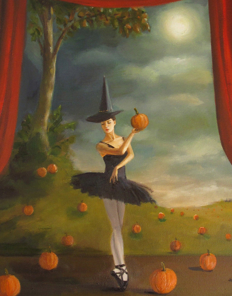 Dance of the Pumpkin Patch