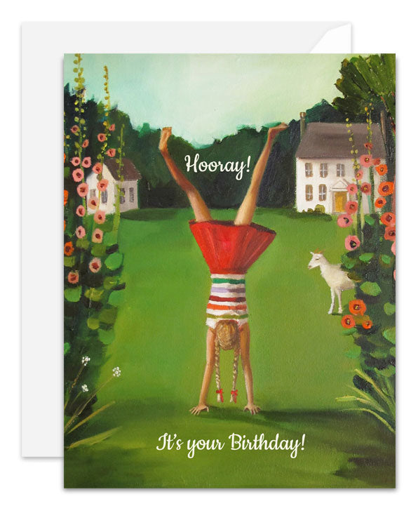Hooray, It's Your Birthday Card