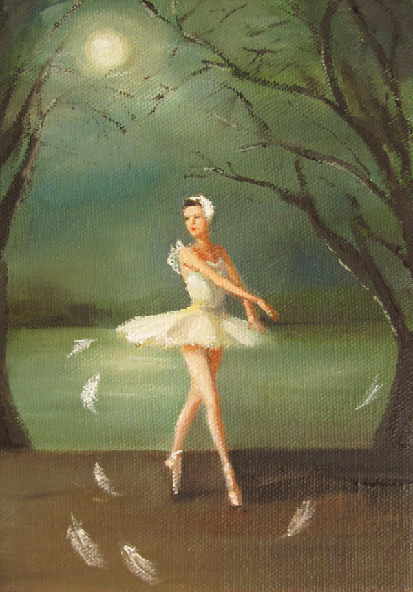 Enchanted Dancer: Moulting Season Often Posed A Challenge For The Swan Queen