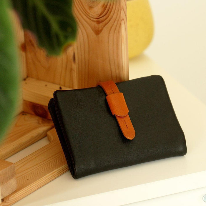Men's Personalised Leather Wallet