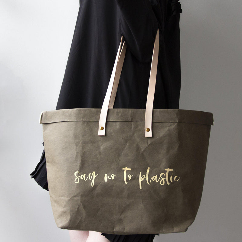 Personalised Paper Tote Bag