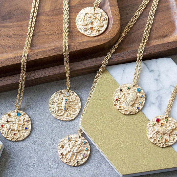 golden-gemstones-zodiac-necklace