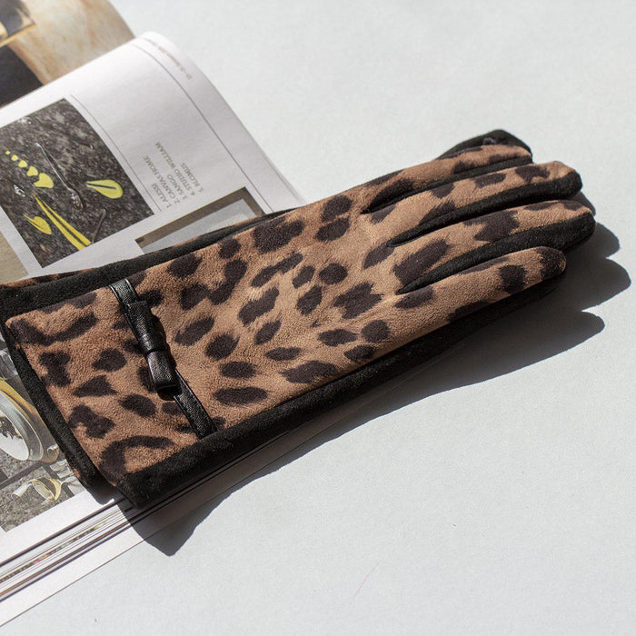 animal-print-suede-effect-gloves