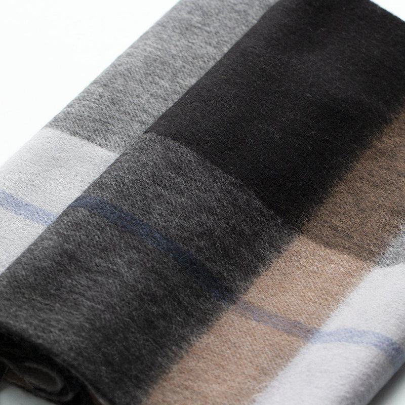 mens-100-wool-check-scarf