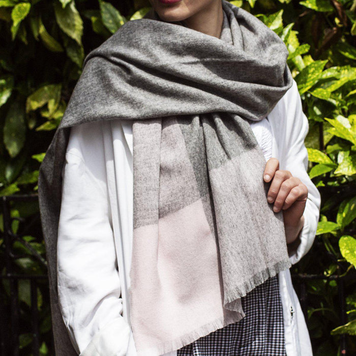 colourblock-wool-blend-shawl