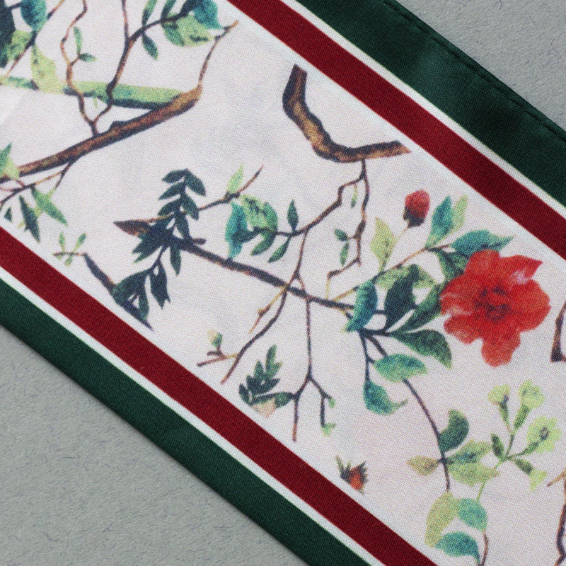 Watercolour Hummingbirds Ladies Neck Tie