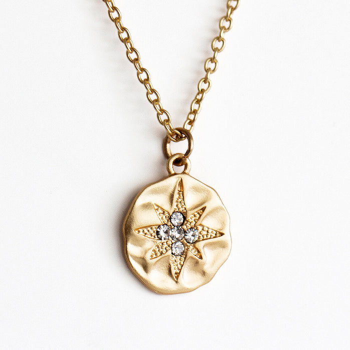 Northern Light Star Necklace