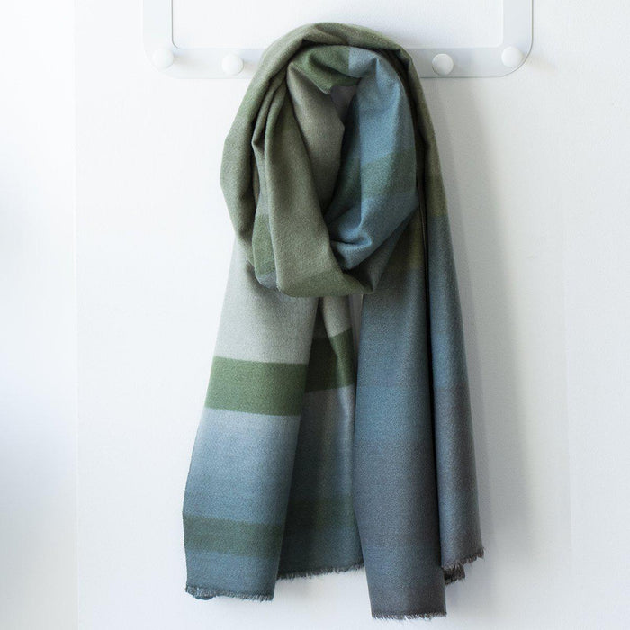 personalised-ombre-colour-shades-scarf