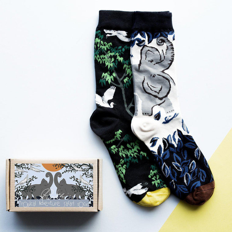 jungle-socks
