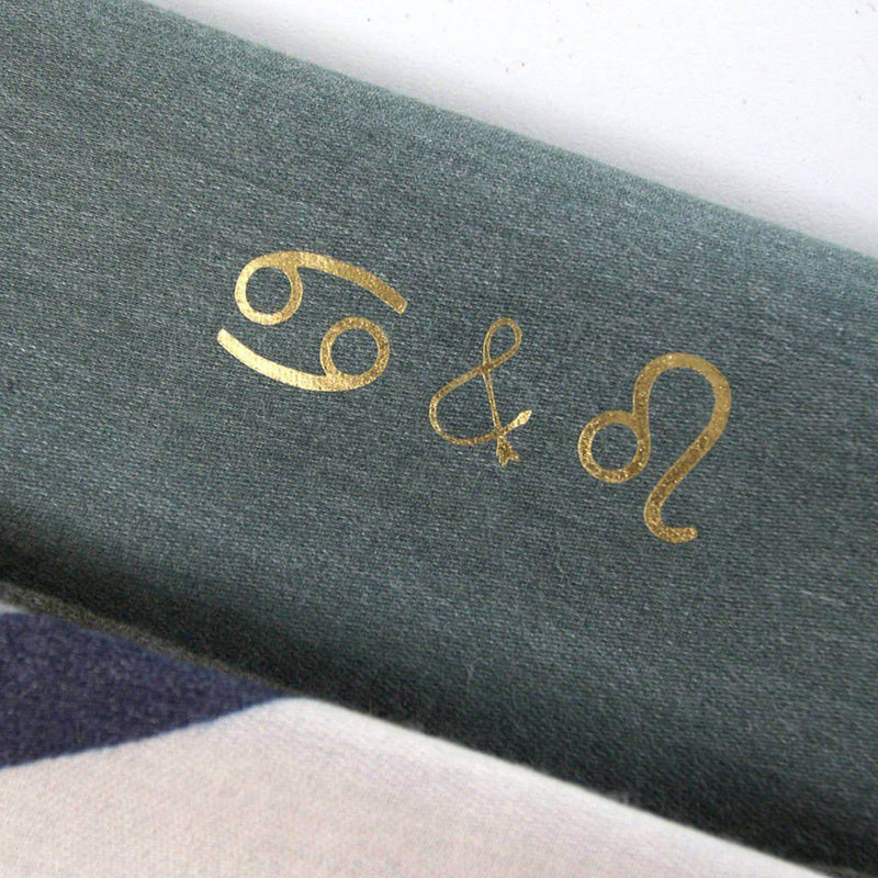 Scarf - Personalised Zodiac Star Signs Scarf