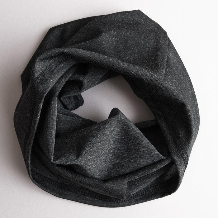Washable Seamless Face Mask with Filter Inserts-Studio Hop-Charcoal-Studio Hop