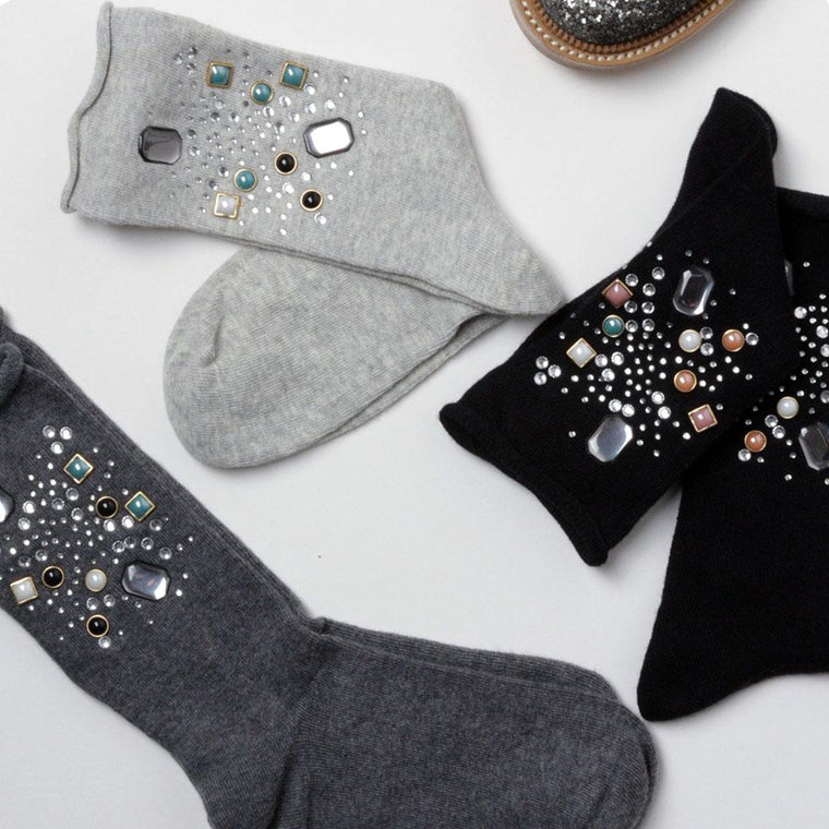 Socks - Personalised Embellished Socks