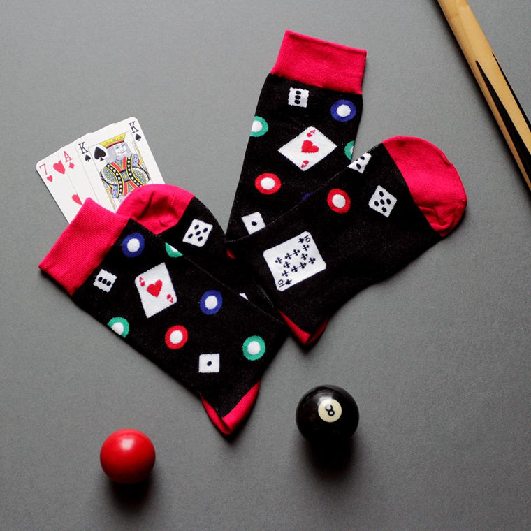 Personalised Mens Lucky Socks