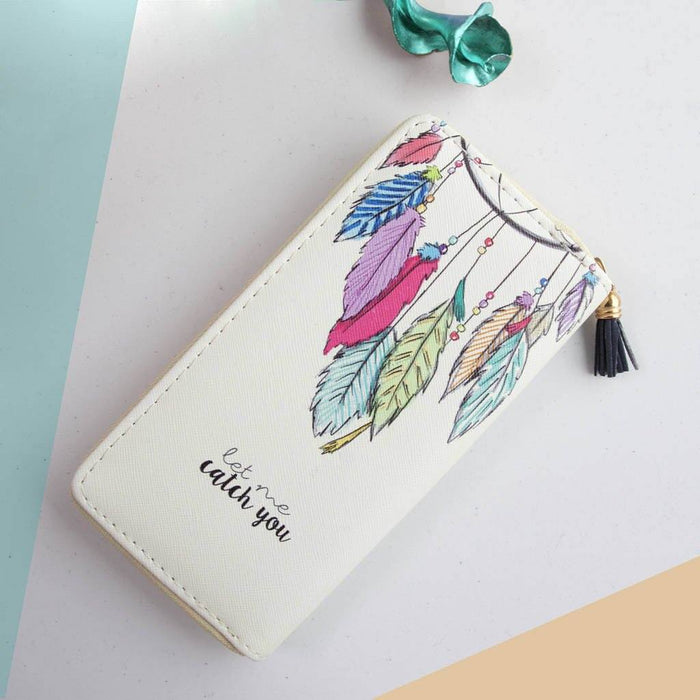 Wallet - Personalised 'Dream Catcher' Purse Wallet