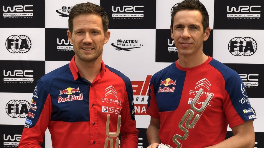 ANONIMO 2019 WRC Timing Feat award