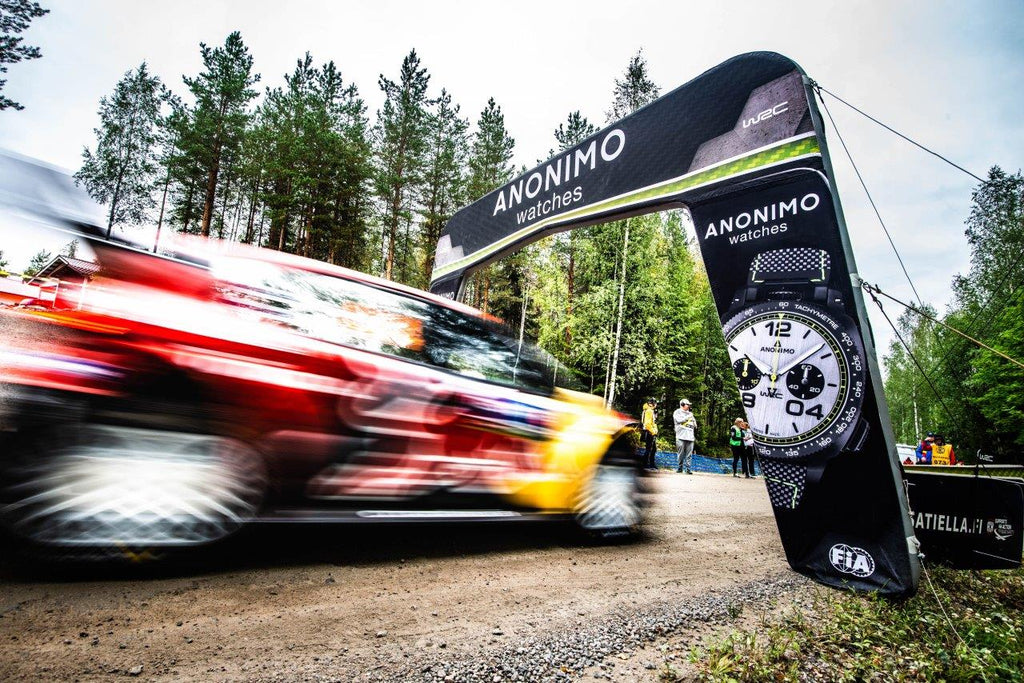 A fantastic year for ANONIMO in the 2019 WRC