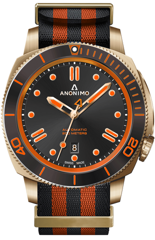 AUTO - KRONOMETRY K1999 LIMITED EDITION-Anonimo Watches