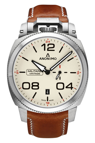 MILITARE Automatic Vintage - Anonimo Watches