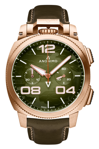 ALPINI - CAMOUFLAGE KHAKI LIMITED EDITION