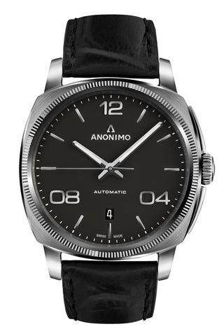 EPURATO Steel - Anonimo Watches