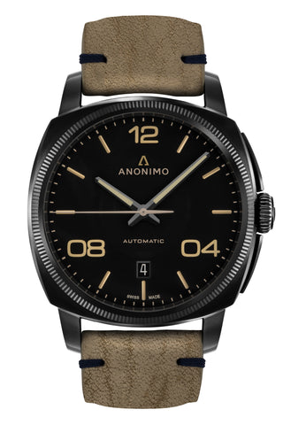 EPURATO DLC - Anonimo Watches