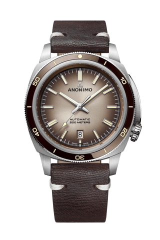 NAUTILO 42 mm Vintage - Anonimo Watches