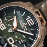 ALPINI - CAMOUFLAGE KHAKI LIMITED EDITION-Anonimo Watches