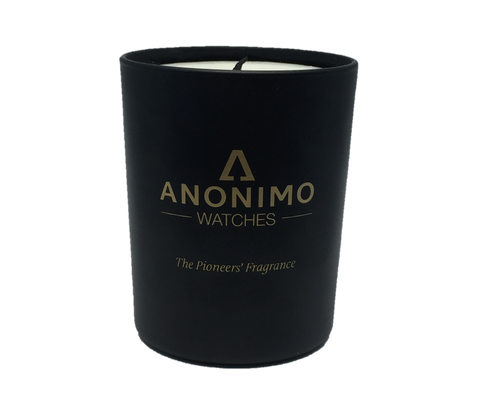 ANONIMO <br> SCENTED CANDLE