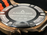 AUTO - KRONOMETRY K1999 LIMITED EDITION