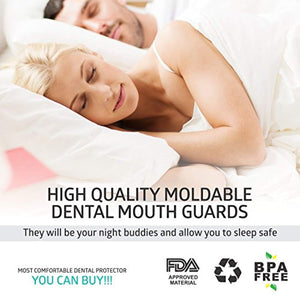 Night Guard Eliminates Bruxism and Teeth Clenching