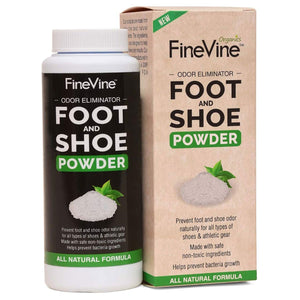 Foot and Shoes Deodorizer Powder